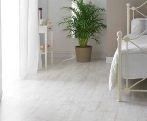 White oak laminaat