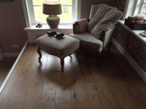 onderhoud houten vloer en laminaat