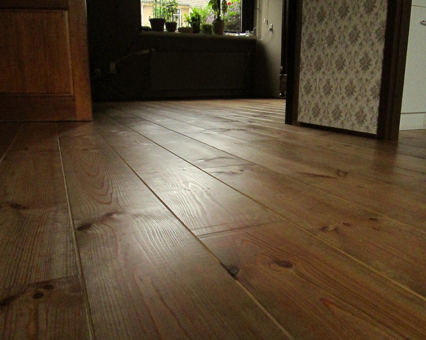 Massief planken vloeren bebo parket - Houten vloeren ...