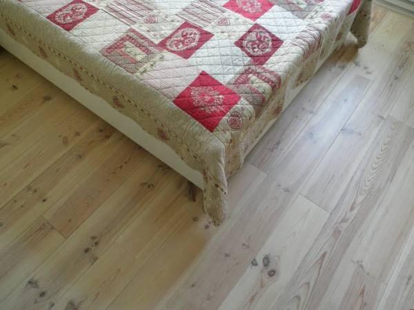 Grenen houten vloeren in Eerbeek