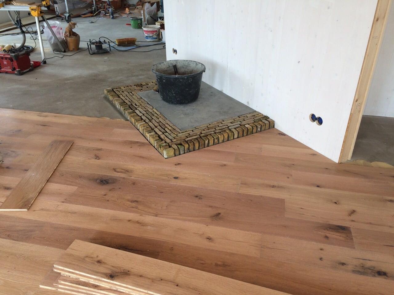 Altimago houten vloer