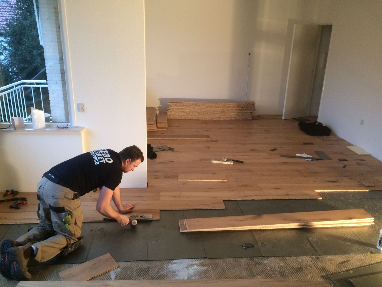 Ondervloer Eiken Vloer : Welke ondervloer heb ik nodig