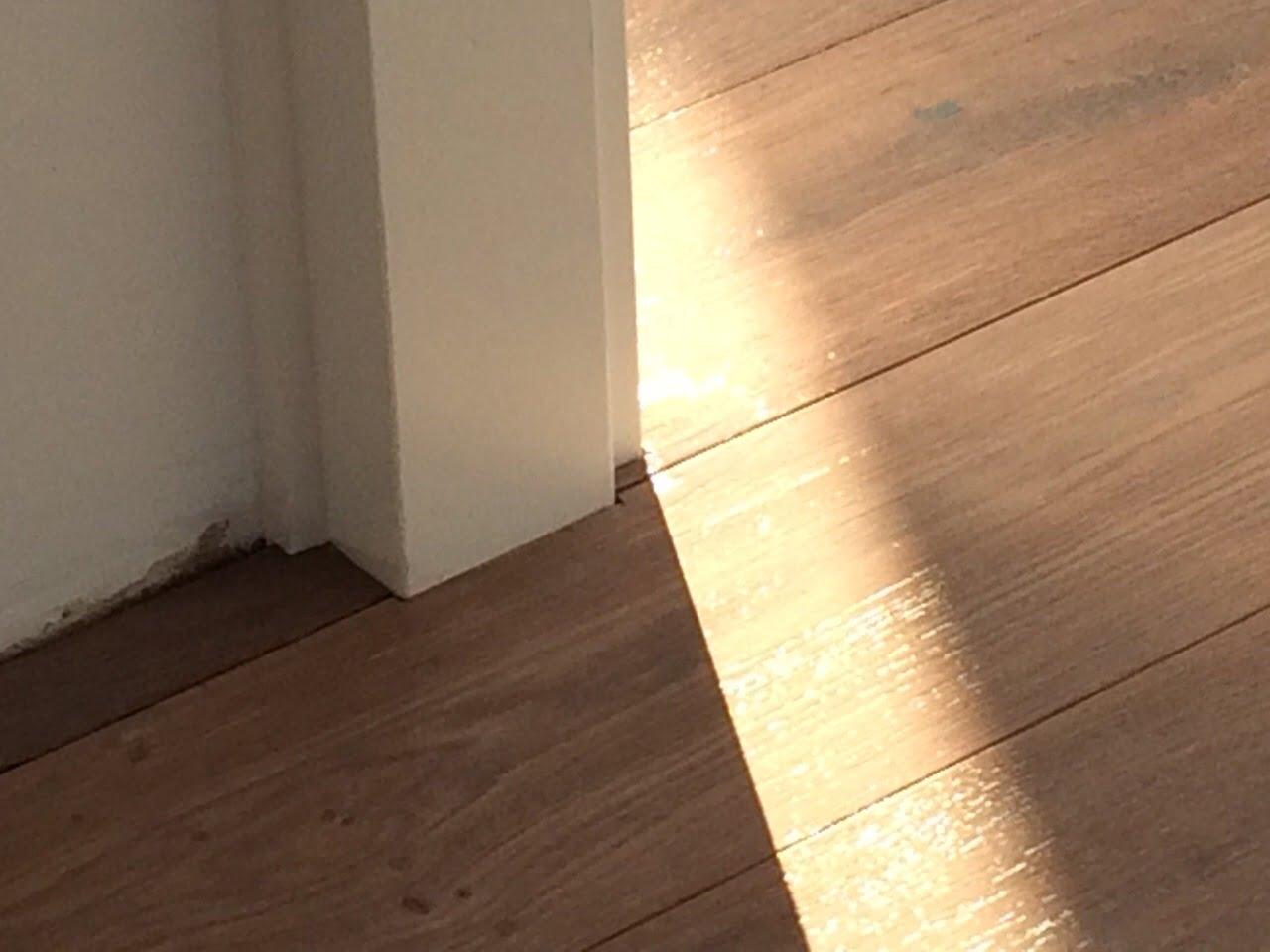 Olie op houten vloeren fairwood