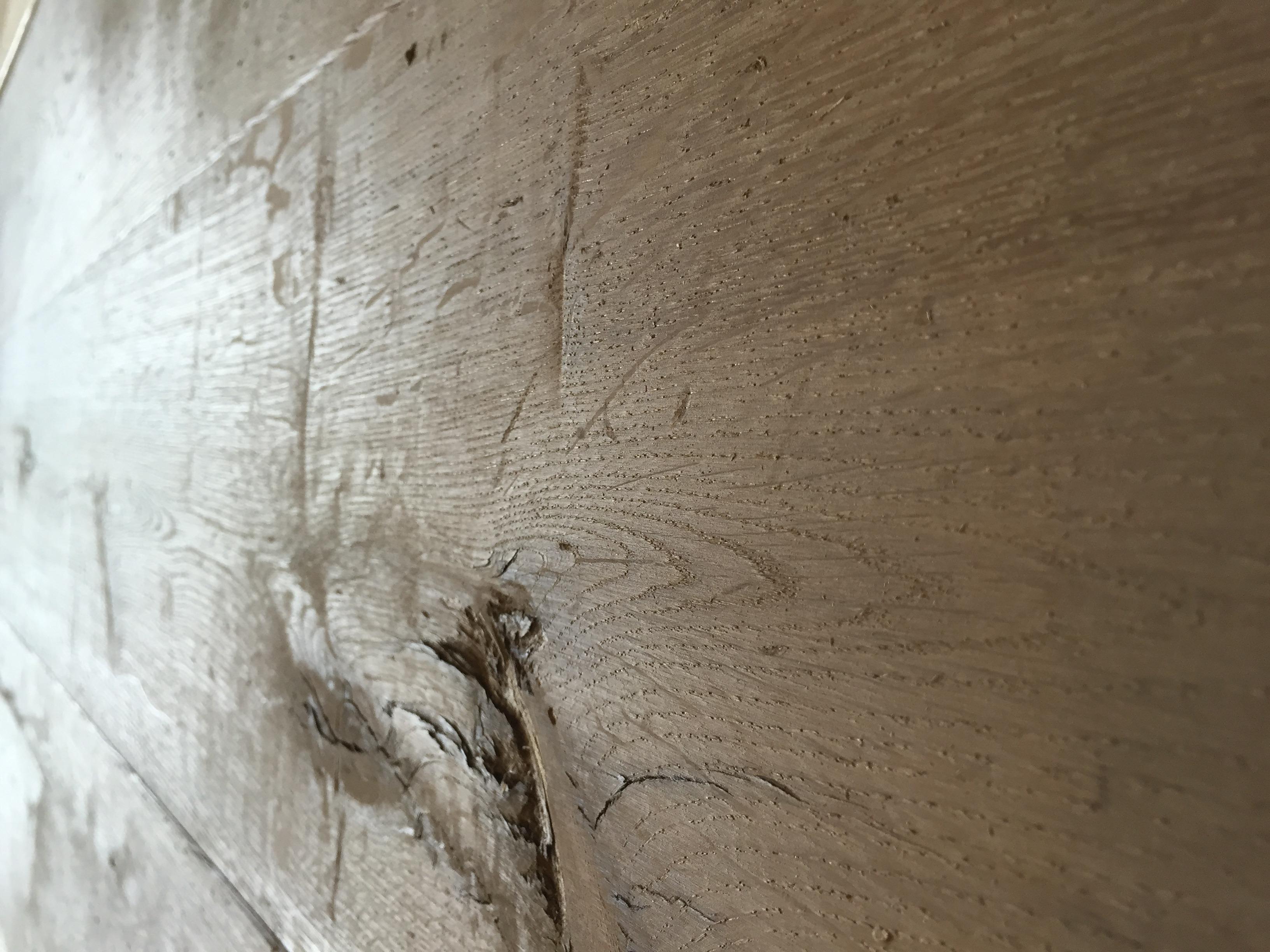Oude Eiken Parket : Werkt een massief eiken vloer nog bebo parket