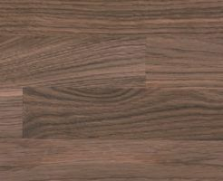 Wooden desk background - Stock image