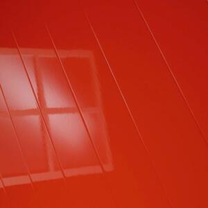 Rood hoogglans vloeren