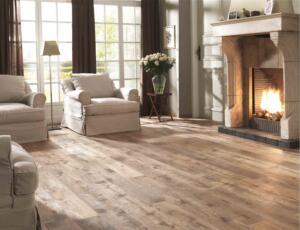 Massieve houten vloer van Bebo Parket