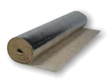 rubberen ondervloer