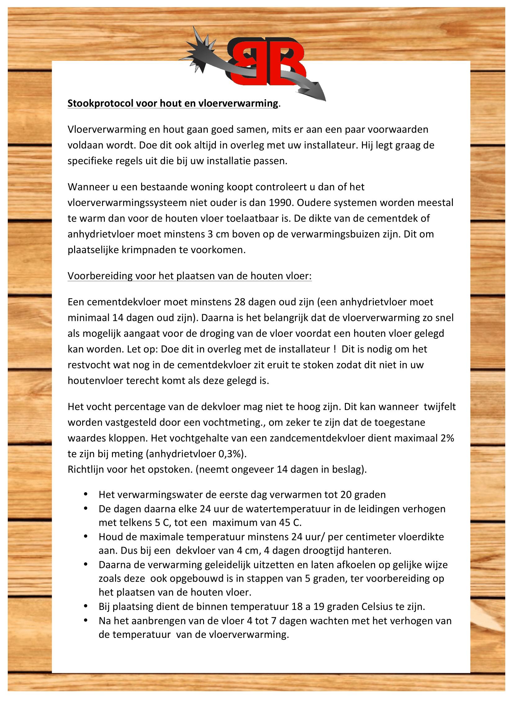Bebo Stookprotocol 1.2-1