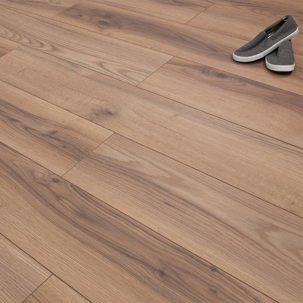 Rustiek laminaat vloer