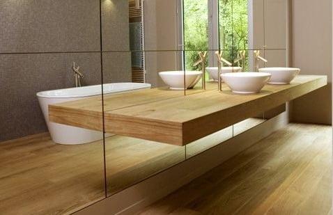 Massief Parket Badkamer : Alles over badkamer laminaat bebo parket