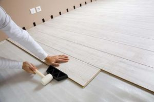 leg plan houten vloer leggen