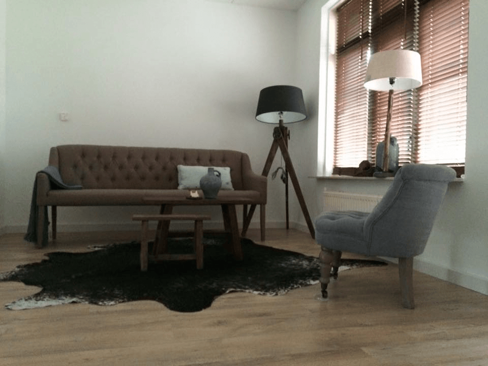 ondervloer PVC vloer
