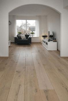 wat is een rustiek houten vloer