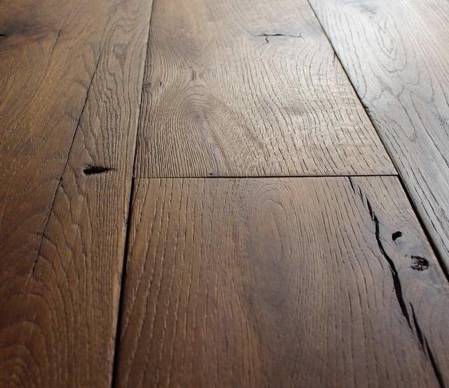 Gebreken in houten vloeren
