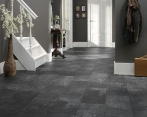 Black-Ceramic-Tile-Flooring