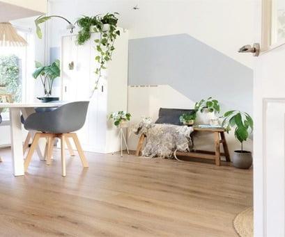 wat is het verschil tussen rustiek en A-kwaliteit houten vloer