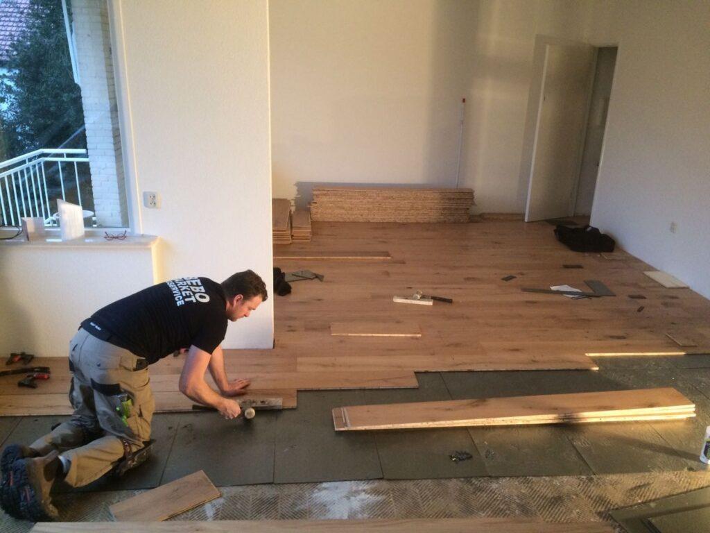 Ondervloer Eiken Vloer : Welke ondervloer voor je appartement? bebo parket