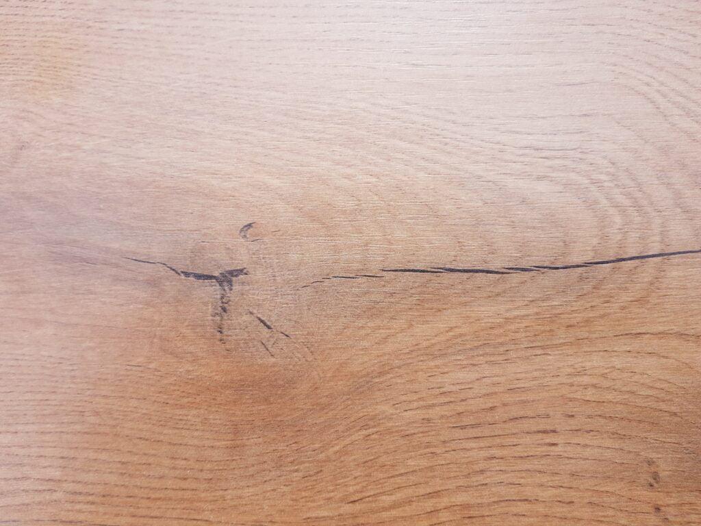 Afbeelding van Warm eiken laminaat