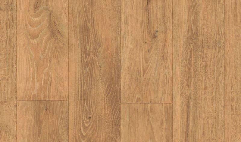 eiken laminaat brede plank met v groef en voelbare houtstructuur 8 millimeter dik