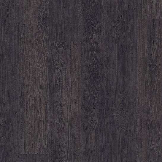 antraciet laminaat brede plank met v groef en voelbare houtstructuur 8 millimeter dik